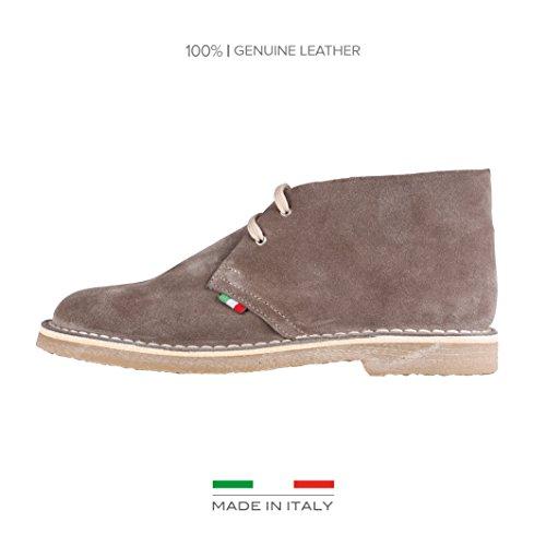 Made in Italia , Chaussures de ville à lacets pour homme Marron