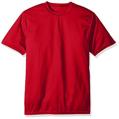 Augusta Teen-Boys 791Wicking T-Shirt XS rot -