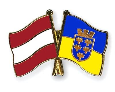 Yantec Österreich - Niederösterreich Freundschaftspin