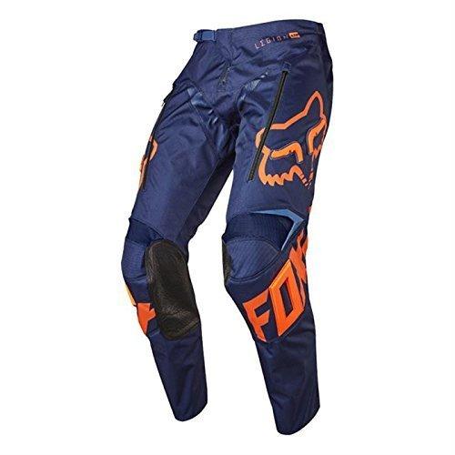 Fox 2017 Herren Motocross / MTB Hose - LEGION LT OFFROAD - blau: Größe Hose: 36 US / 52 EU (Hose Motocross Blau)
