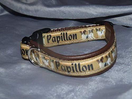 Hunde Halsband Papillon