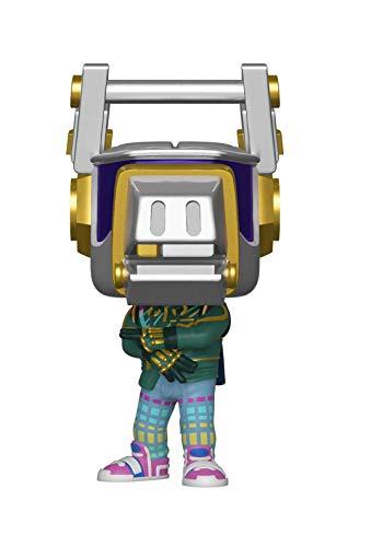 Funko- Pop Vinilo: Games: Fortnite: DJ Yonder Figura Coleccionable, (39050)
