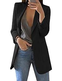 Zara Ropa es Amazon Blazer Mujer IwZP1t