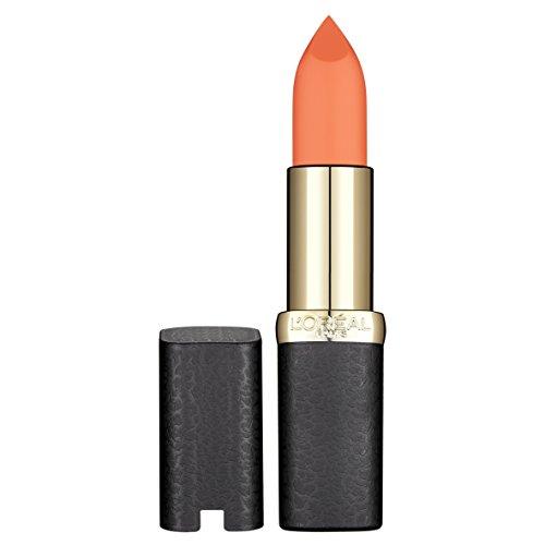 L'Oréal Paris Lipstick Color Riche Matte Addiction 227 Hype Lippenstift matt, 1er Pack (1 x 4.8 g)