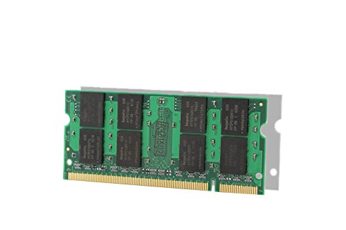 2GB (1x 2GB) DDR2 667MHz (PC2 5300S) SO Dimm Notebook Laptop Arbeitsspeicher RAM Memory Samsung Hynix Micron -