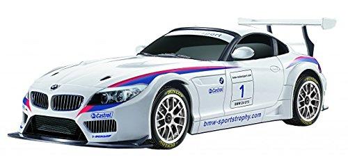 Cartronic 42950 RC BMW Z4 GT3 M1:24, weiß