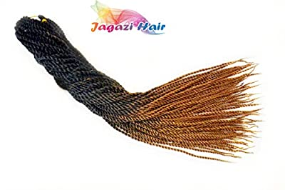Ombre Senegalese Twist Braid