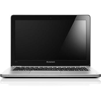 Lenovo IdeaPad U310 33,8 cm (13,3 Zoll) Ultrabook (Intel Core i5 3317U, 1,7GHz, 4GB RAM, 500GB HDD, 32GB SSD, Touchscreen, Win 7 HP) grau