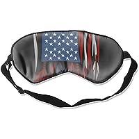 Amerikanische Flagge Federn, Cool Eye Shade Schlafmaske für Männer Frauen Kinder Weiß preisvergleich bei billige-tabletten.eu