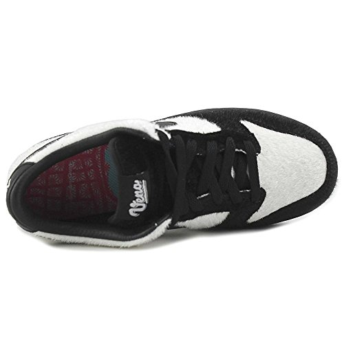 Nike Dunk Low PRM QS G Hommes Synthétique Baskets Black-White