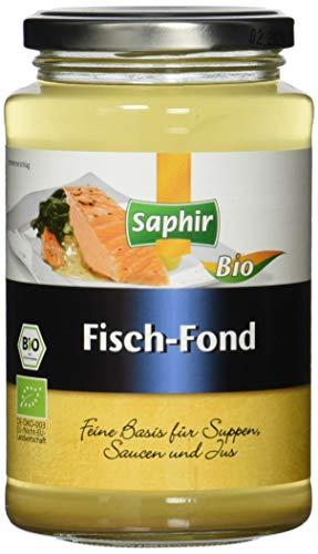 Bio Fisch Fond, 4er Pack (4 x 390 ml)