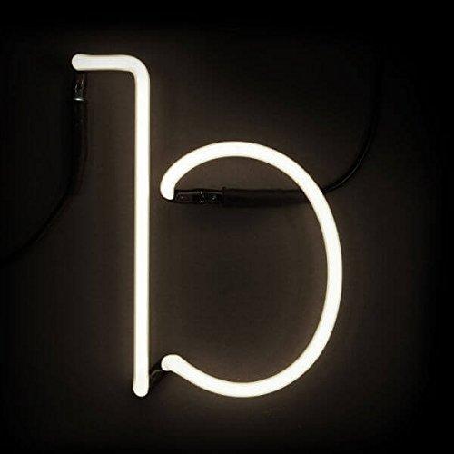 Seletti 'Lampe néon Neon Font cm moulé. 18 h. 24 – b