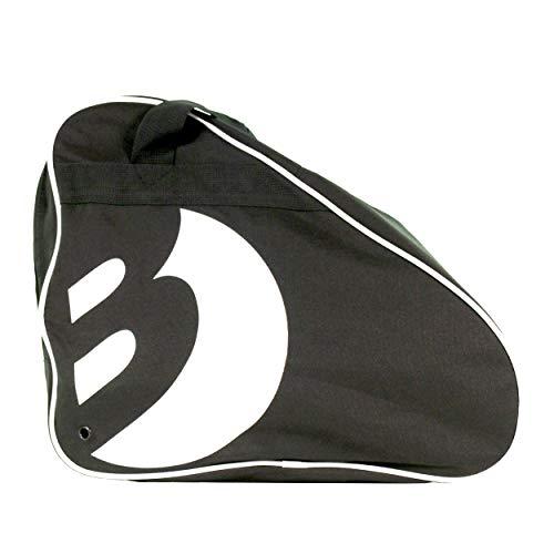 Best Sporting Tasche für Inlineskates und Schlittschuhe, schwarz, 41 x 34 x 22 cm