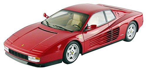 Kyosho- Miniature Voiture de Collection, PHR1801R, Rouge