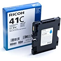 Ricoh RIC22080 Cartucce d'Inchiostro, 500 Pagine, Ciano