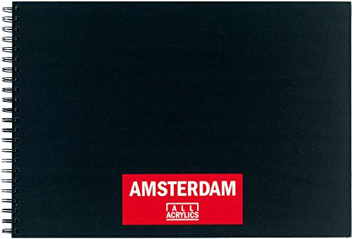 AMSTERDAM All Acrylics Sketchbook