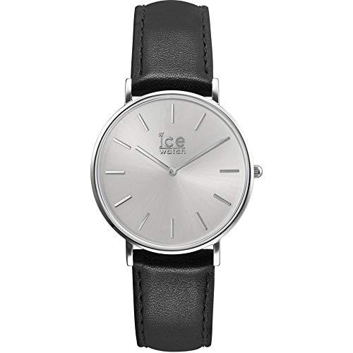 Ice-Watch IC016226 Orologio da uomo ICE-CITY in pelle argento/grigio
