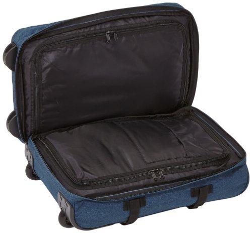 Eastpak Koffer TRANVERZ S, 42 liter, 51 x 32.5 x 24 cm, Black (Vorgängermodell) Double Denim