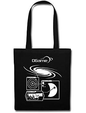 OGame Galaxie Sonnensystem Heimatplanet Stoffbeutel von Spreadshirt®