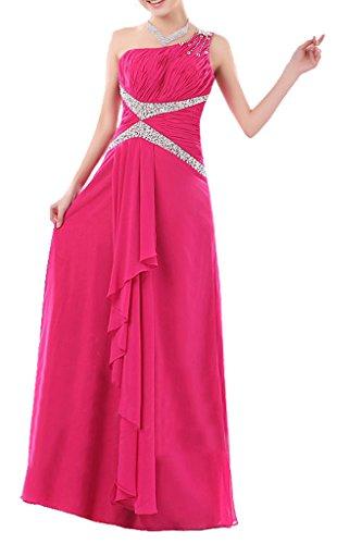 Eyekepper robe longue robe de soiree fete party spectacle demoiselle d'honneur robe femmes rose rouge