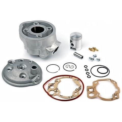 50ccm Airsal Tuning Cilindro Kit & de culata para Aprilia MX RS RX, Beta RK RR, CPi SM SX, MBK x límite de X de Power, motor Hispania Furia RX RYZ, Peugeot Xp6XPS Xr6, Rieju Mrx RR RS SMX Spike, Yamaha DT TZR 50–Mina Relli