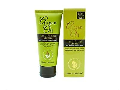 Argan Oil Hand and Nail Cream