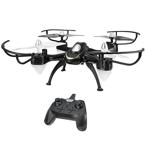 EACHINE Drone con Cámara, E33C 2.0MP HD Cámara 2.4G Canales 6 Ejes de Giroscopio Modo sin Cabeza...