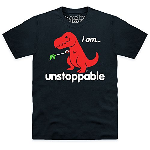 Goodie Two Sleeves Unstoppable T-shirt, Uomo, Nero, 2XL