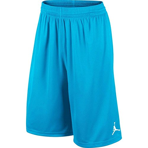 Boys Nike Air Jordan Mesh Athletic Shorts (große, lebendige (Schuhe Kleidung Nike Air)