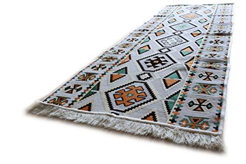 200 cm x 70 cm Alfombra Oriental