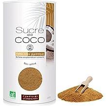 Azúcar de coco no refinado - paquete de 400g