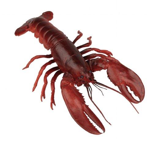 Preisvergleich Produktbild Lifelike Rubber Lobster Toy 32 cm