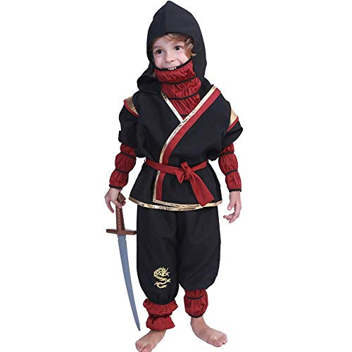 YouN Nette Kinder Jungen Mädchen Kostüm Anzug Halloween Outfits Leistung Kleidung Set (Halloween Kostüme Anzüge)