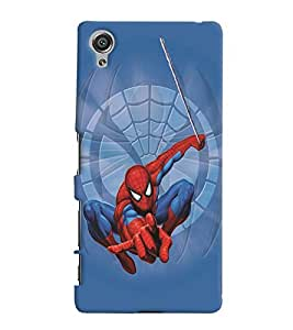 Sony Xperia XA MULTICOLOR PRINTED BACK COVER FROM GADGET LOOKS