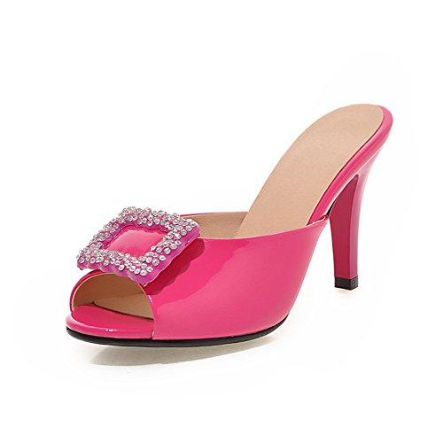 La versione coreana delle scarpe di strass fibbia/Dolce principessa scarpe/Fashion pantofole F