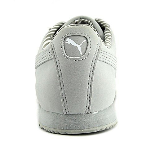 Puma Roma NM Kids Cuir Baskets Gray violet-white