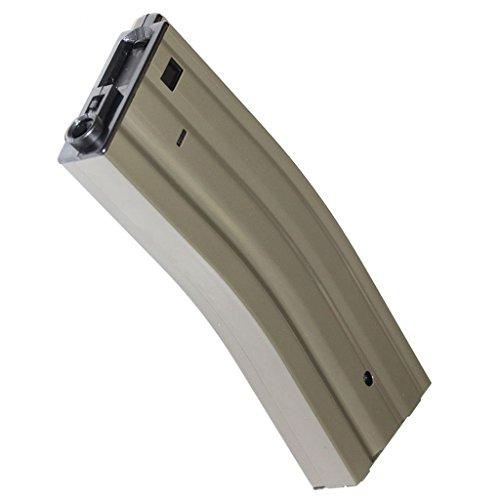 Airsoft Softair Ausrüstung ARMY 450rd Mag Hi-Cap Magazin für R85A1 M4 / M16 Serie AEG Dark Earth -