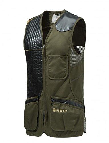 Beretta Gilet sportivo professionale per tiro al piattello, sport da competizione , XL