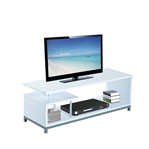 Opiniones mueble para televisor con soporte moderno de tv for Mueble con soporte para tv
