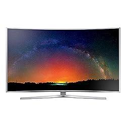 Samsung UE55JS9000L 139,7 cm (55 Zoll) 4K Ultra HD 3D Smart-TV WLAN Silber - Fernseher (139,7 cm (55 Zoll), 3840 x 2160 Pixel, 3D, Smart-TV, WLAN, Silber)