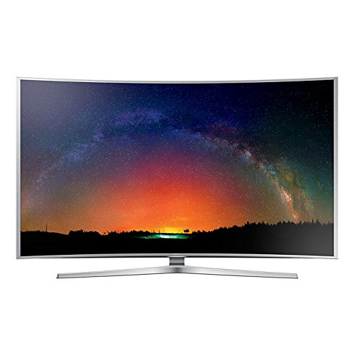 Samsung UE55JS9000L 55Zoll 4K Ultra HD 3D Smart-TV WLAN Silber - LED-Fernseher (139,7 cm (55 Zoll), 3840 x 2160 Pixel, 3D, Smart-TV, WLAN, Silber)