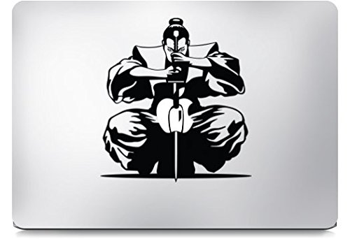 macbook-sticker-samurai-ninja-japan-kung-fu-decal-aufkleber-apple-macbook-pro-air-13-schwarz