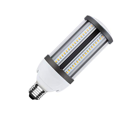 Lampada LED Illuminazione Stradale Corn E27 25W IP64 Bianco Freddo 6000K