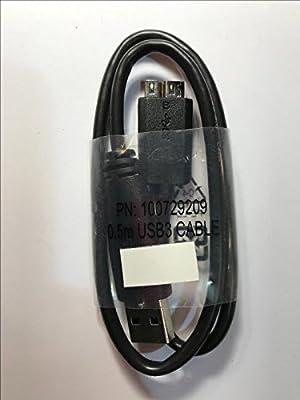 Câble USB de rechange pour Western Digital WD My Passport Ultra Hard Drive par 1 year