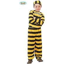 Disfraz de prisionero (4-6 años)