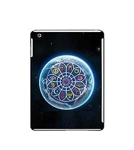 Fuson Designer Back Case Cover for Apple iPad Mini 3 :: Apple iPad Mini 3 Wi-Fi + Cellular (3G/LTE); Apple iPad Mini 3 Wi-Fi (Wi-Fi, W/o GPS) (Mahabharat theme)
