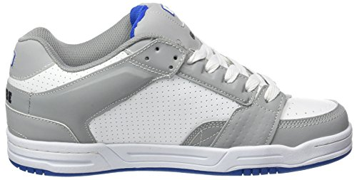 Globe Herren Scribe Low-Top Grau (Grey/White/Blue)