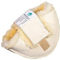 Patuco - Codera Antiescaras Lambskin de lana natural