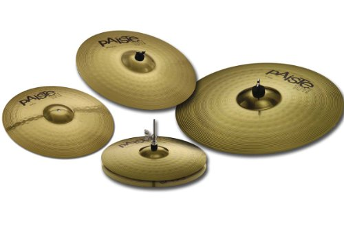 Paiste 101 Brass Set 14/16/20 Beckenset + 14 Crash !!!