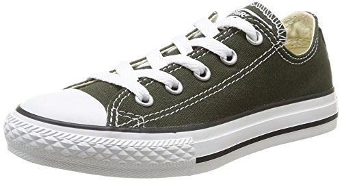 Converse Chuck Taylor All Star Unisex-Kinder Sneakers Green (Vert Foncé)